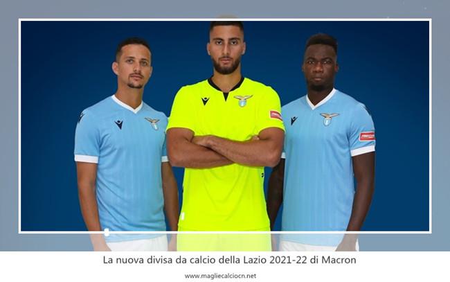 Nuova Maglia Lazio 2022 poco prezzo