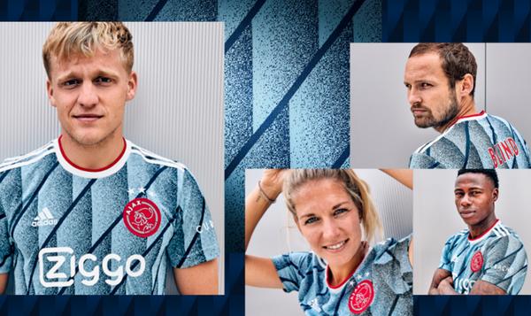 nuova maglia AFC Ajax 2020