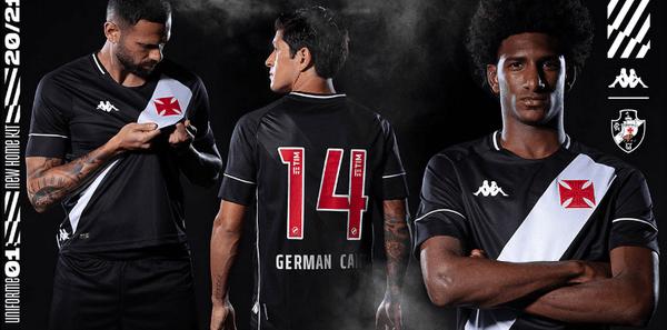 maglie da calcio CR Vasco da Gama 2020