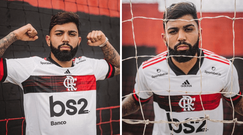 maglia Flamengo 2021