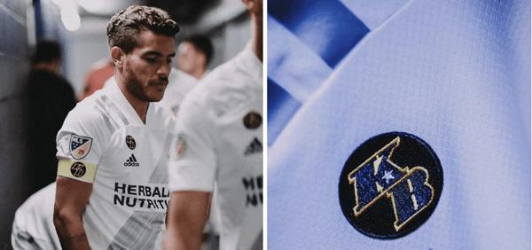 divise calcio LA Galaxy 2021