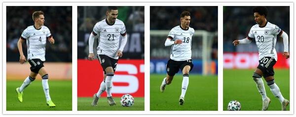 maglie da calcio Germania 20 21