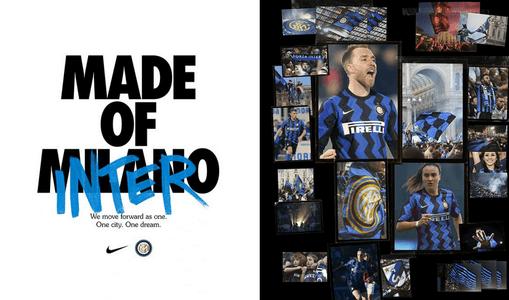 maglia Inter Milan 2020 2021 poco prezzo