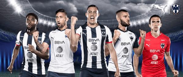 maglie da calcio Monterrey 2020