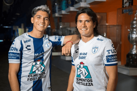 magliette calcio Pachuca 2020