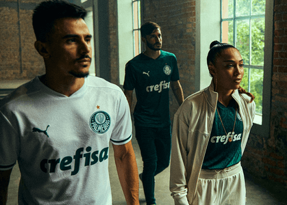 kit calcio Palmeiras 20 21