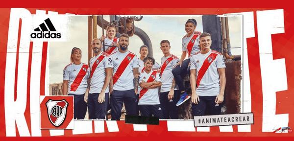 kit calcio River Plate 2020