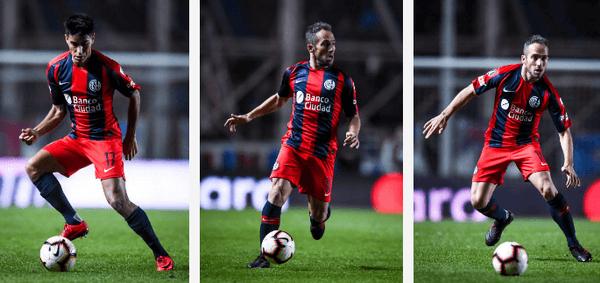 divise calcio San Lorenzo 2021