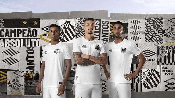 maglie calcio 2020 Santos FC