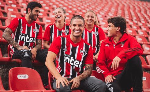 maglie da calcio Sao Paulo 2020 2021