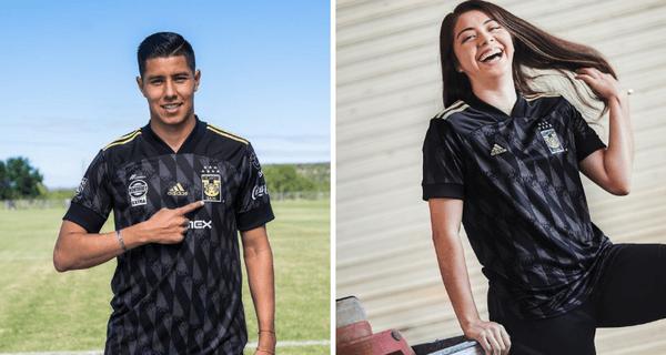 magliette calcio Tigres UANL 2020