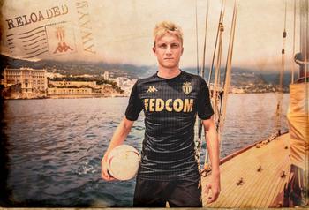Nuova seconda maglia AS Monaco 2020