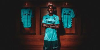 Nuova terza maglia AS Monaco 2020