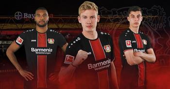 Nuova seconda maglia Bayer 04 Leverkusen 2020