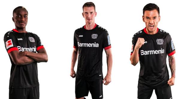 Nuova Maglia Bayer 04 Leverkusen 2022 poco prezzo