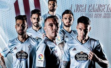 Camisetas de los 20 equipos de la Liga 2019 2020 Maglia_Celta_Vigo_2020_prima