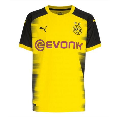 Nuova maglia Champions League Borussia Dortmund 2018