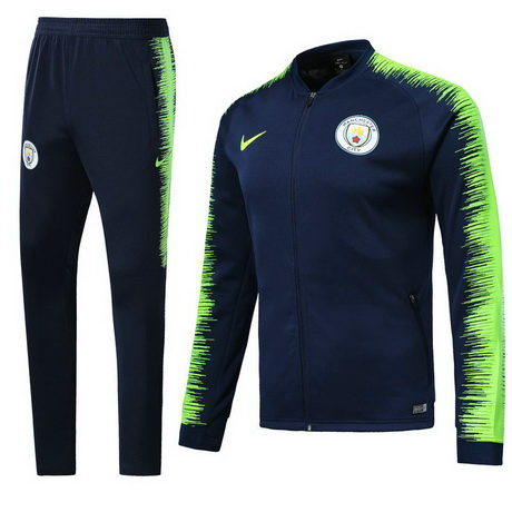 maglia Manchester City Giacca verde 2019