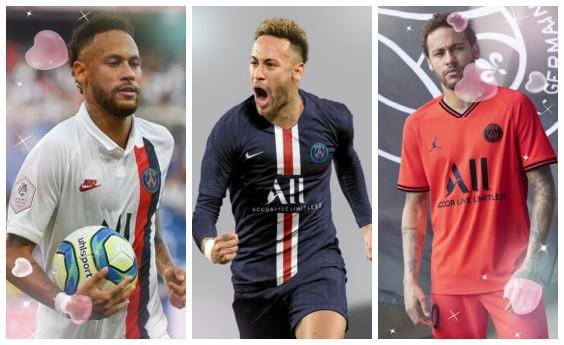 Mejores jugadores en la temporada 2019/20 Maglia_PSG_Neymar_2020(4)