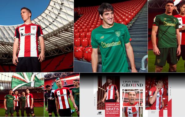 maglia Athletic Bilbao 2020