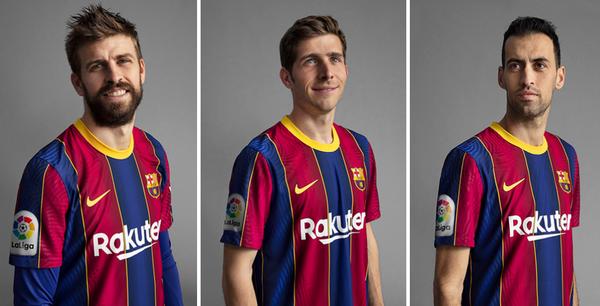 maglie calcio Barcellona 2020-2021