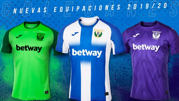 kit calcio CD Leganes 2020