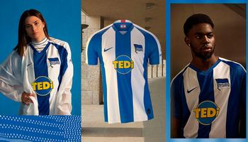 Colección: La última camiseta de fútbol a rayas 2019 2020