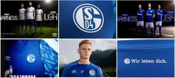 Nuova Maglia Schalke 04 2022 poco prezzo