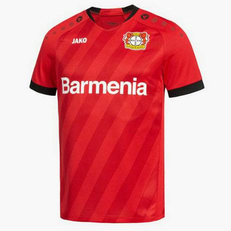 Nuova prima maglia Bayer 04 Leverkusen 2020
