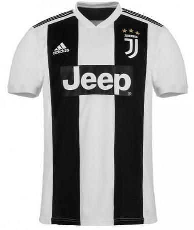 Nuova prima maglia Juventus 2019