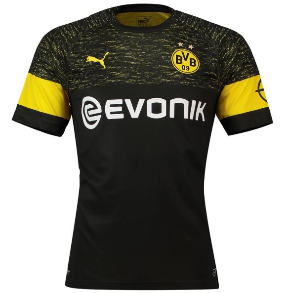 Nuova seconda maglia Borussia Dortmund 2019