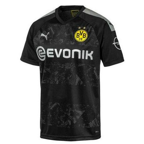 Nuova seconda maglia Borussia Dortmund 2020