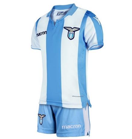 Nuova seconda maglia Lazio bambino 2018