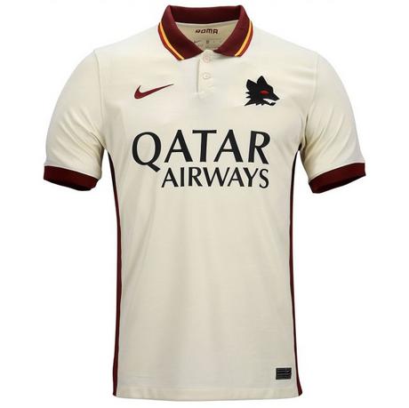 Nuova seconda maglia Roma 2021