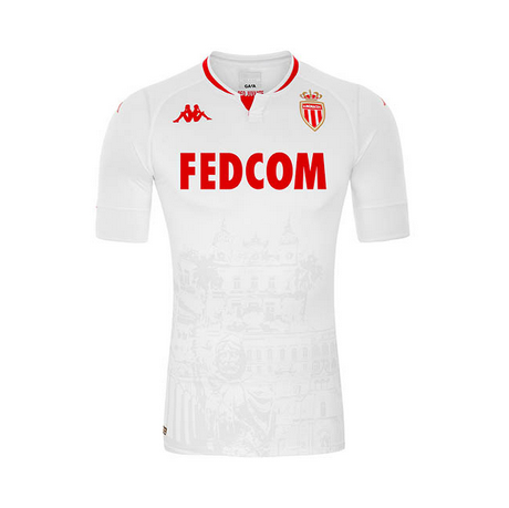 Nuova terza maglia AS Monaco 2021