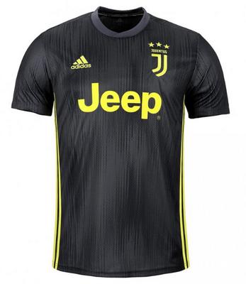 Nuova terza maglia Juventus 2019