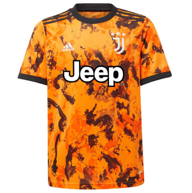 Nuova terza maglia Juventus 2021