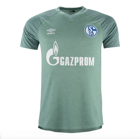 Nuova terza maglia Schalke 04 2021